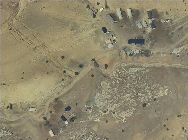 Ein al Hilwa - Wadi al Faw