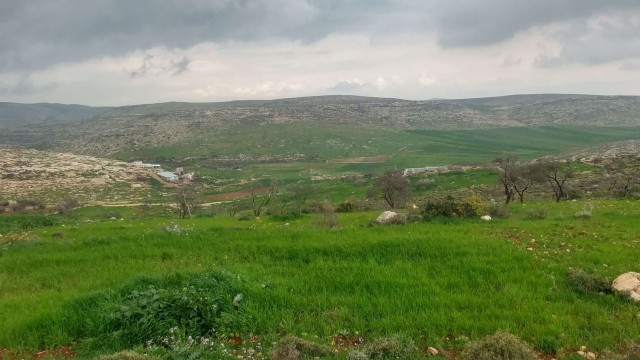 Khirbet at-Tawil -Tell al Khashaba