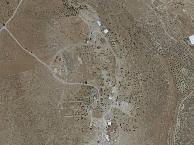 Khirbet al Marajim